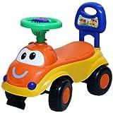 HARRY & HONEY BABY TOY CAR HH5851 ORANGE