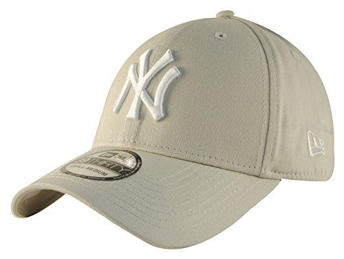 New Era MLB League Essential NY Yankees casquette Noir/Blanc