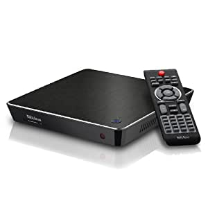 Trekstor MovieStation Antarius Plus LAN HD Media Player