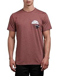 Volcom Men's Over Ride Short Sleeve Tee T-Shirt