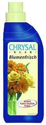 Chrysal Blumenfrisch Schnittblumennahrung, 500 ml von Chrysal - Du und dein Garten