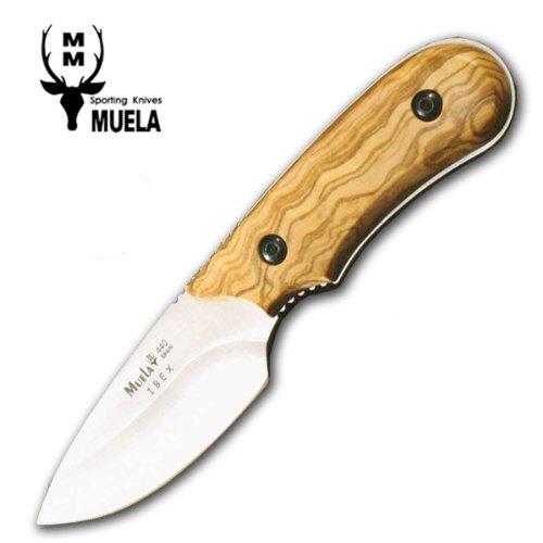Muela M.IBEX8OL Cuchillo, Talla Única