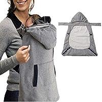 f38c79935931 Manteau de Bébé Imperméable et Coupe-Vent Cape Blanket Porte-Bébé Echarpe  Baby Wrap