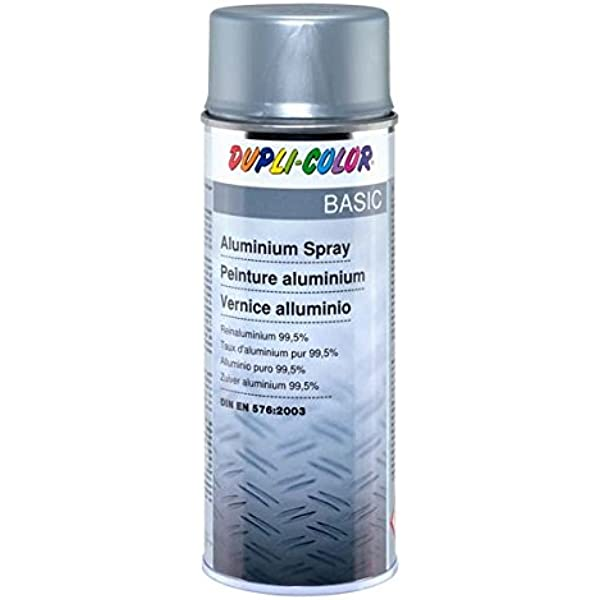 Dupli Color 376047 Aluminium Spray 400 Ml Baumarkt