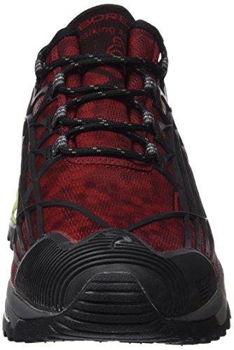 Boreale Futura-Scarpe da uomo rosso
