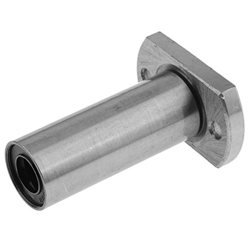 Homyl 2 Stk.Linearlager 10mm Dichtung Kugellager Rechteck Linear 3D-Drucker Zubehörteile