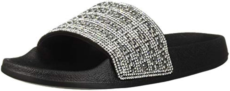 Skechers32373 - Claquettes Strass de Piscine serties de Strass Claquettes Pops Up-Summer Rush FemmeB07BHKVX62Parent 56e66d