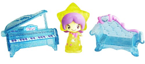 Piano set and chatted collection shooting star Chan Chan twig (japan import)
