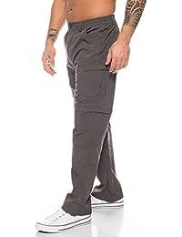 4c9e4b6736213 Benk Herren Schlupfhose Freizeithose Cargohose Cargo Lange Hose Pants  Arbeitshose 03