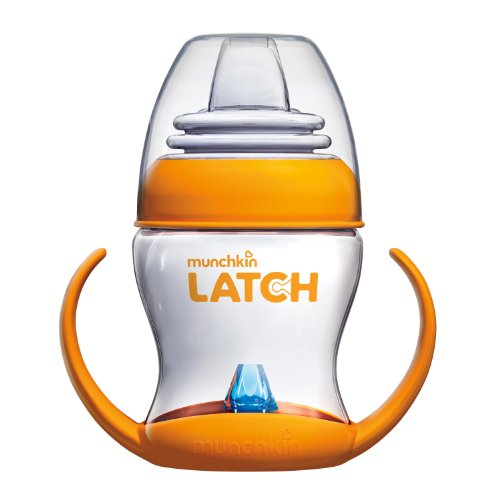 Munchkin Latch Transition Cup, 4 Ounce (Multi Color)