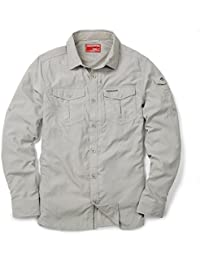 Craghoppers Herren CR165 Nosilife Adventure langärmelige Shirt