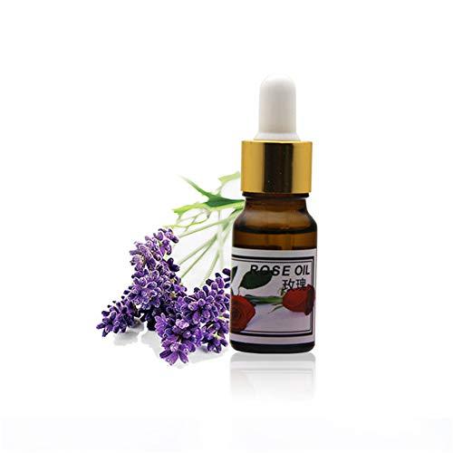 Etopfashion 10 ML Humidificador Aromaterapia Planta Natural Soluble en Agua Aceite Esencial Líquido Ambientadores Estilo gotero