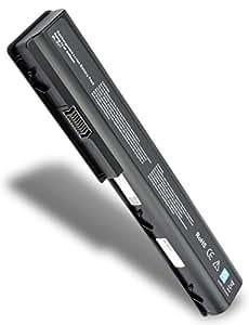Batterie de remplacement pour HP PAVILION DV7-1115EF ( 4400mAh / 14.4V )