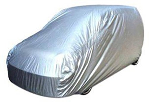 Premium Quality Car Body Cover Silver (Without Mirror Pockets) For- Maruti Suzuki Wagon R New Model  available at amazon for Rs.530