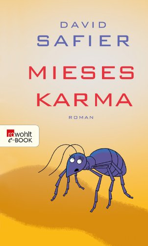Buchseite und Rezensionen zu 'Mieses Karma' von David Safier