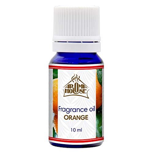 Aceite Fragancia Naranja 10ml - para Aroma Lámpara & Difusor - Adecuado Para Hacer Velas & Jabones...