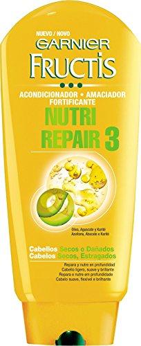 Crema Suavizante Fructis Nutri Repair 3 250ml de Garnier