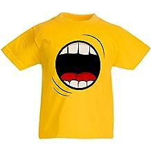 N4333K La camiseta de los niños El grito