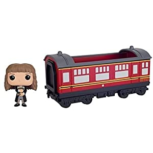 Funko Pop Hermione con Hogwarts Express (Harry Potter 22) Funko Pop Harry Potter
