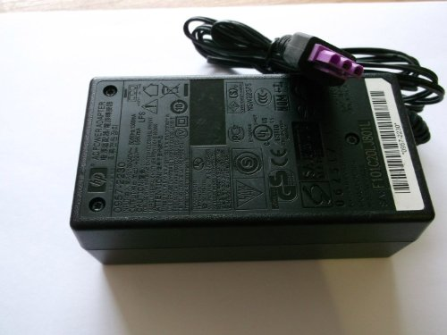 HP 0957-2230 PHOTOSMART DRUCKER ALL-IN-ONE (ALLES IN EINEM) Netzteil Ladegerät 32V 1560mA * ORIGINAL * C5100 Series D7100 Series C5100 Series D7100 Series D7360 Printer Series CB656AR C5100 series D7100 series - Hp Photosmart C7280 All In One Drucker
