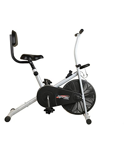KS HEALTHCARE Body Gym Air Bike Exercise Cycle BGA-1001 With Back Suppot  available at amazon for Rs.5990