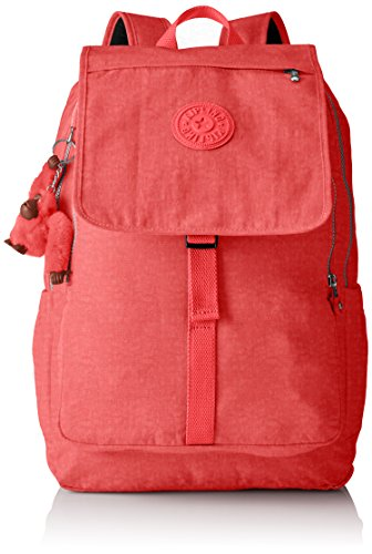 Haruko kipling sac à dos 25 l (rouge)