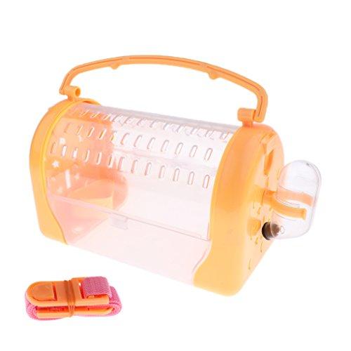 Sharplace Boîte de Transport de Petits Animaux Cage...
