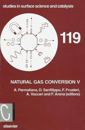 Natural Gas Conversion V (Volume 119): Proceedings of the Fifth International Natural Gas Conversion Symposium, Giardini Naxos-Taormina, Italy, ... Surface Science and Catalysis (Volume 119)) (Natural Gas Conversion)
