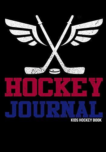 Hockey Journal: Hockey Notebook & Personal Stats Tracker 100 Games por My Hockey Journal
