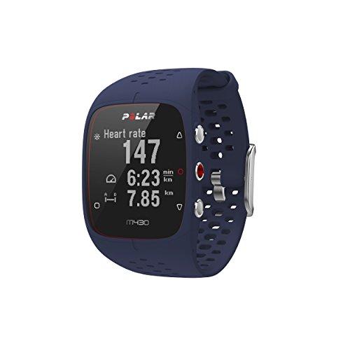 Polar M430 Reloj de Entrenamiento con GPS y Pulsometro de Muñeca Unisex Adulto