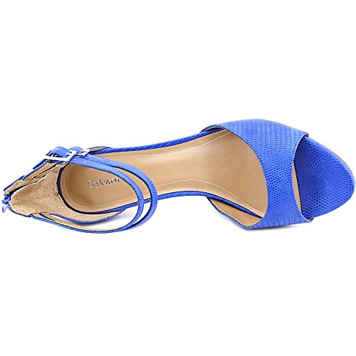 Style & Co Branden Synthétique Sandales Dazzling Blue