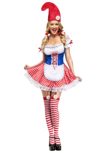 Top Totty Funny Women Gnome Costume ()