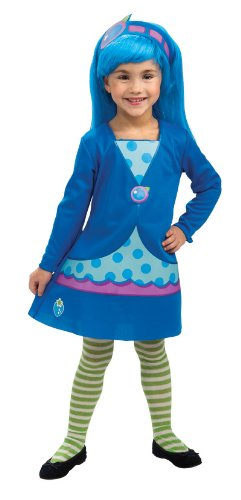 ortcake and Friends Blueberry Muffin Costume, Toddler (Strawberry Shortcake Kostüme)