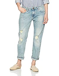 Tommy Jeans Straight Cropped Lana Gbcde, Jeans Rectos para Mujer