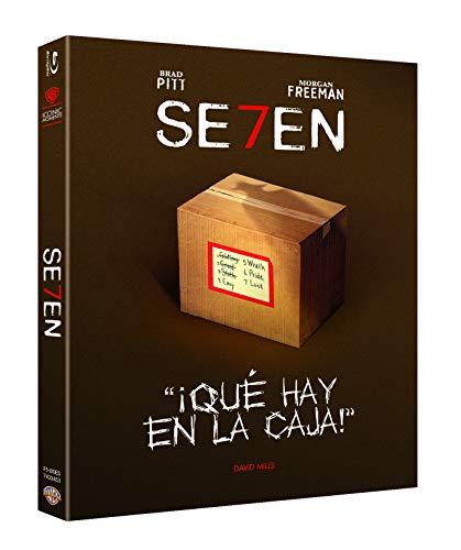 Seven Bluray Iconic [Blu-ray]