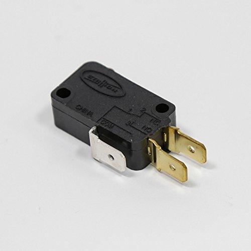 KitchenAid w10727408Mikrowelle Tür Micro Switch Original Equipment Hersteller (OEM) Teil für KitchenAid, Whirlpool, Maytag (Maytag Mikrowelle)