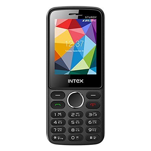 Intex In-Sturdy (Black) image