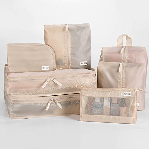 kc-packing-cubes-set-travel-accessories-organizers-versatile-travel-packing-bags-set-of-7-beige