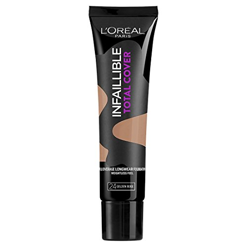 L'Oreal Paris Infallible Total Cover Foundation 24
