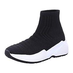 Kennel + Schmenger Damen Sneaker Stiefel 21.24840.680 schwarz 745264