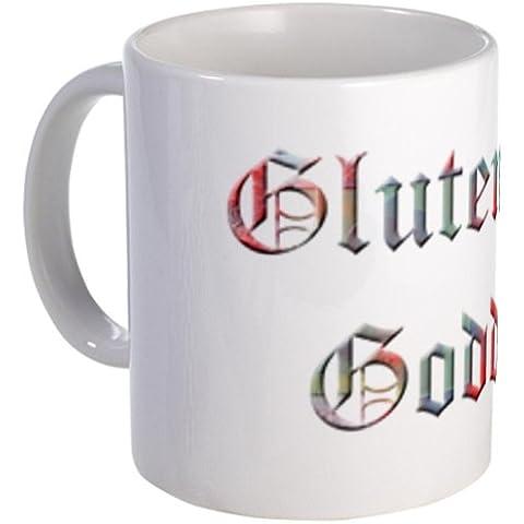 CafePress Gluten-free Goddess Mug - Standard by CafePress