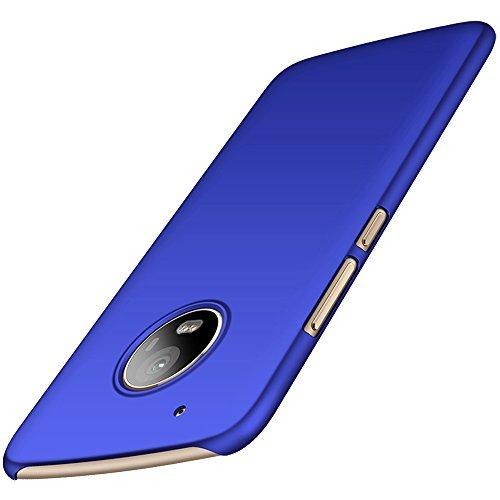 anccer Funda Moto G5 Plus Case [Serie Colorida] [Ultra Delgado] [Anti-Drop] ultrafin...