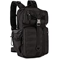 Huntvp 30L Molle Military Backpack Tactical Assault Pack Rucksack Large Laptop Daypack for Hiking Camping Hunting