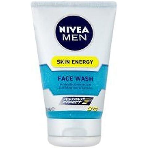Nivea For Men Skin Energy Face Wash Q10 - 100ml