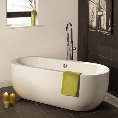freistehende badewanne ecke energiemakeovernop. Black Bedroom Furniture Sets. Home Design Ideas