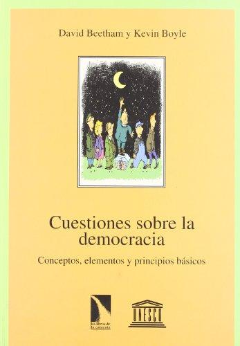 Cuestiones Sobre La Democracia (Colección Mayor)