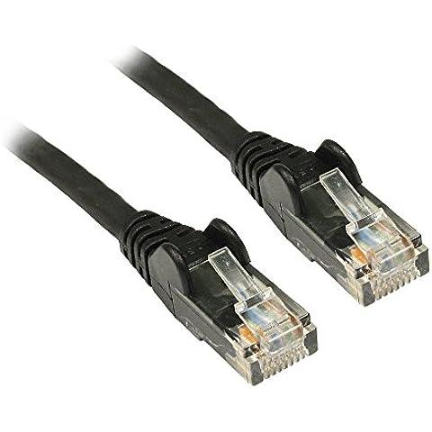 30m nero cavo di rete ethernet lan