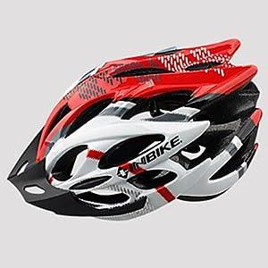 PIGE Serie INBIKE nuevo y elegante la EPS Material de ciclo profesional Casco con visera desmontable 829