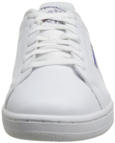 Reebok Npc II, Baskets mode homme Blanc (1354)