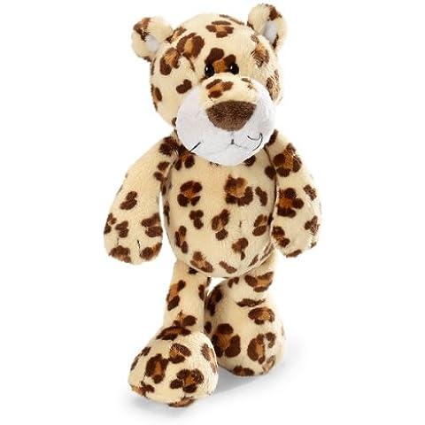 Nici 35248 - Wild Friends Leopardo di Peluche, 25 Cm